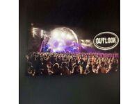 Outlook festival ticket