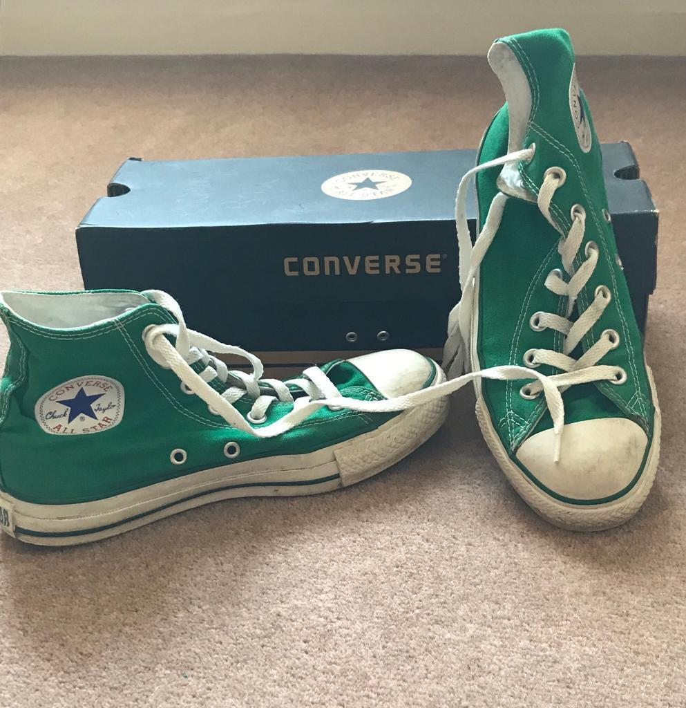 a3457f66f2a0 FINAL REDUCTION! Converse All Star Hi Top Trainers