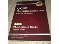 CPG GCSE Combined Science Revision Guide *Higher Level*