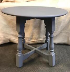 Refurbished Vintage Side / Coffee Table