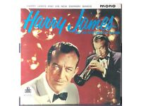 """Harry James and His New Swingin' Bands 12"""" VINYL"""