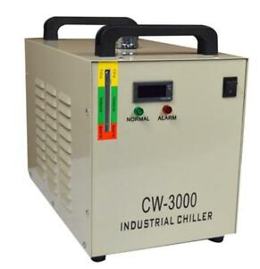 110v CW3000 Industrial Water Chiller for CNC/Laser Engraver 130114
