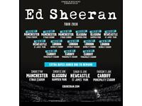 MAKE OFFER! ED SHEERAN TICKET. BLOCK 103!! LONDON. 14th JUNE!