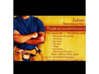 A multi trade affordable.builder+maintenance service