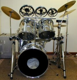 Vintage Remo Drum Kit