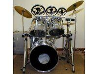 Vintage Remo Drum Kit