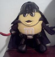 Darth Vader plush M&M & Star Wars trilogy