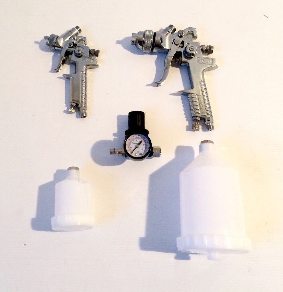 3pc HVLP Spray Gun Kit