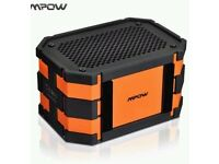 Bluetooth Speakers Waterproof Mpow Armor Portable Wireless Bluetooth Speaker