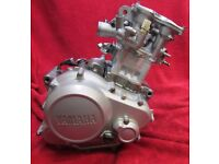 YAMAHA WR 125 ENGINE : ** FULL REBUILD ** GUARANTEED + free delivery !!