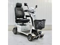 Quingo Vitess 8mph Mobility Scooter - very good condition - 94hrs use