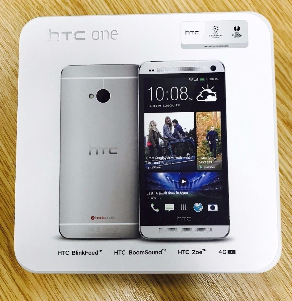 HTC One Silver32GBUnlocked SIM Free Smartphonein Romford, LondonGumtree - This ad for a HTC One Silver 32GB Unlocked SIM Free Smartphone 30 days Warranty Condition Fully working, Mint Condition, Grade A Unlocked, works on any network Clean IMEI. Accessories Include Headphones Charger Plug Charger Cable Buy from an...