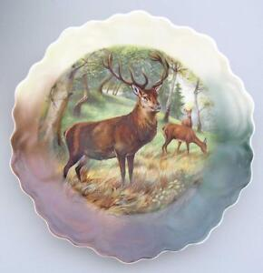Stag Collector Plate