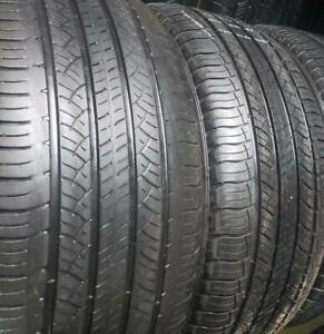 2 summer tires michelin latitude 255/50r19 runflat SPECIAL ALLOYZ!