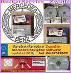 Mercedes navigation cd s dvd 50 aps audio Europa Comand 2017