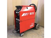 BOC MIG 250 C - Made By Kemppi