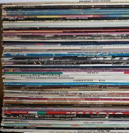 Job Lot - 65 Vinyl LP Records - Morningside