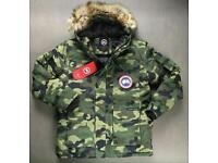 CANADA GOOSE JACKETS ALL SIZES £65