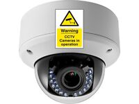 cctv cctv cctv system 4 camera hd cctv system with live viewing on your phone with night vision