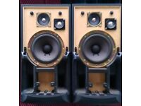Technics Speakers (See Images for Details)