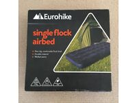 Eurohike Inflatable Single Airbed - NEW