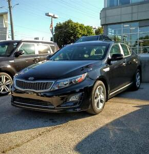 2015 Kia Optima Hybrid LX Demo, 2.79% interest OAC