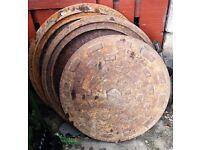 "19""round manhole covers"