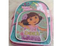 Girls Dora The Explorer Backpack