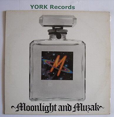 """M - Moonlight & Muzak - Excellent Condition 12"""" Single MCA MCAT 541"""