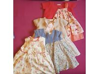 Girl clothes for sale 3-6months, will sell as bundle or separately.