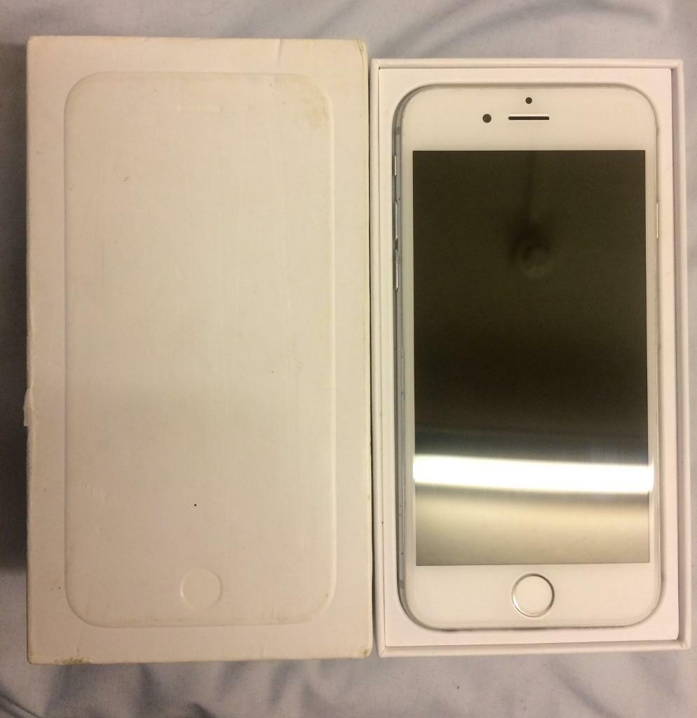 Cheap iPhone 6 16gb unlocked excellentin St Albans, HertfordshireGumtree - IPhone 6 16gb factory unlocked to any network in silver great condition as can be seen in the photos great working order fingerprint scanner not working but home button fully functional!! Comes with original box and charger Any inspection or checks...