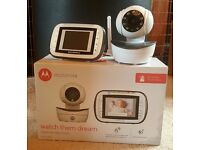 Motorola MBP 41 - Video Baby Monitor