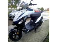 Longjia 50 cc moped