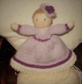 Topsy Turvy Doll