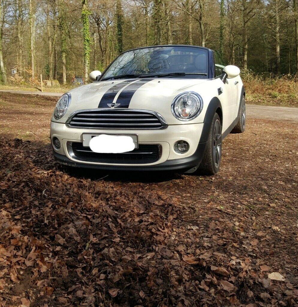Mini Cooper Roadster 16 Cooper 2dr Petrol In Bridgend Gumtree