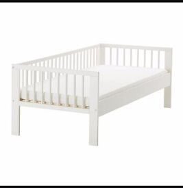 Ikea Gulliver kids bed with mattress - 2 available £60 each