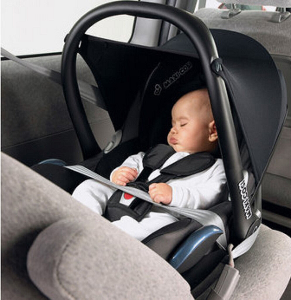 baby car seat black crystal maxi cosi cabriofix group 0. Black Bedroom Furniture Sets. Home Design Ideas