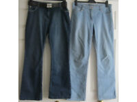 Ladies Jeans and Trousers size 12 £1.50 - £5 each
