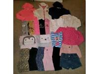 Girls 6-7 Years Bundle of Clothes