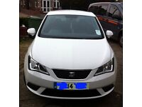 White Seat Ibiza 3dr 1.4 14 plate for sale