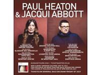 Paul Heaton tickets x 2 SEC Friday 24 Nov