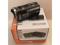 Brand New PRAKTICA DVC 5.10 Full HD Camcorder