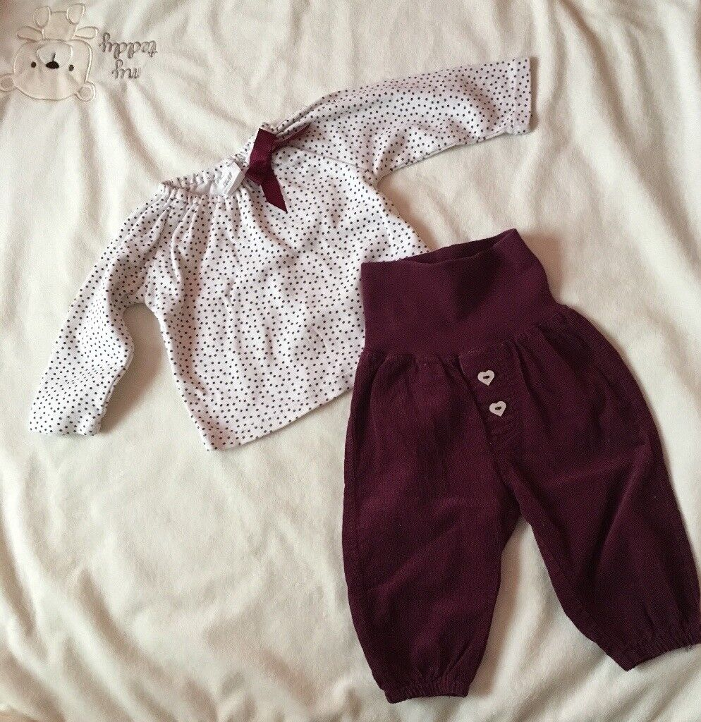 Baby girl clothes sets Newborn and 0-3