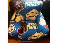 Bean bag (chair) ( new star wars film ones)