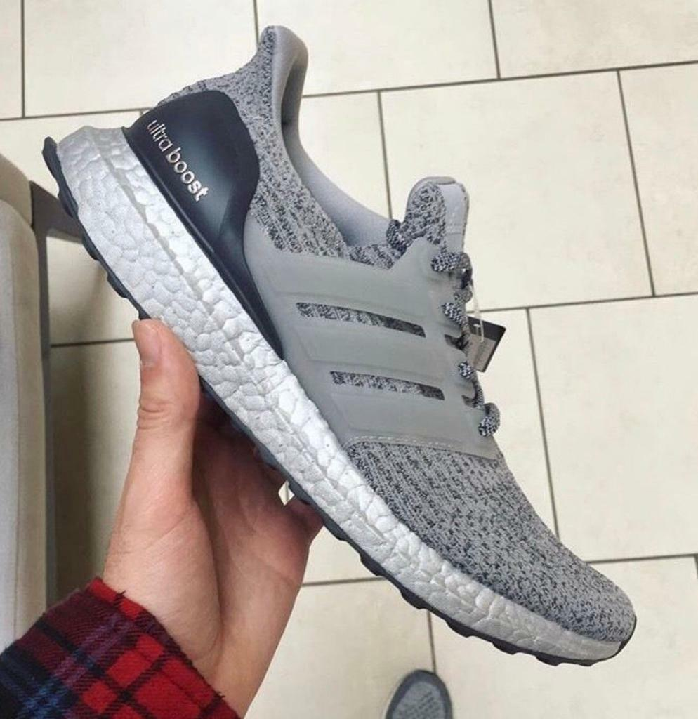 Adidas Ultra Boost 3.0 Silver Pack Super Bowl Ultraboost Ba 8143 10