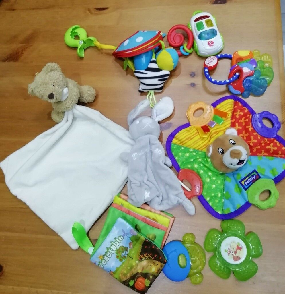 Box Of Toys For New Born Baby Suitable For Both Boys And Girls 9