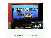 Samsung 51' HD1080