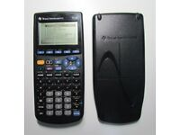 Texas Instruments TI-89 programmable graphing calculator