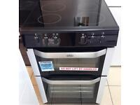***NEW Belling 60cm wide electric ceramic cooker for SALE with 1 year guarantee ***