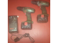 2x bosch PSR 14.4 drills & 1 charger for sale in liverpool